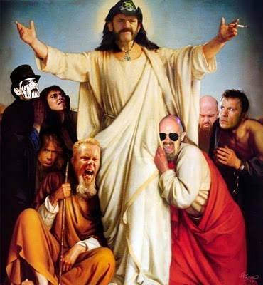 Lemmy is god!