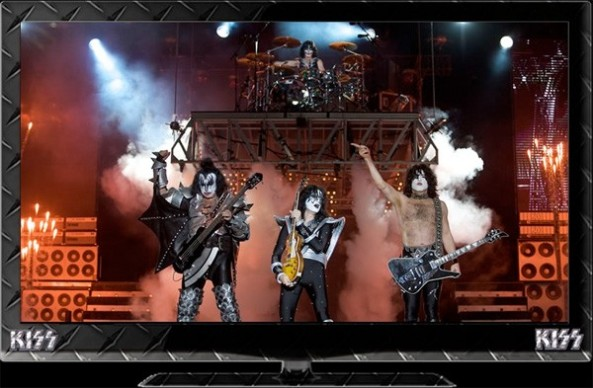 Kiss LED HDTV
